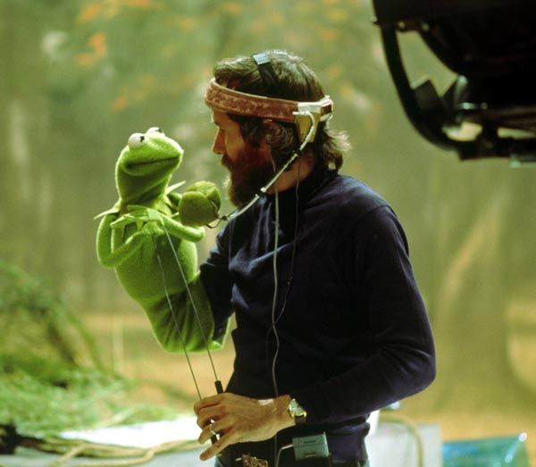 Henson and Kermit