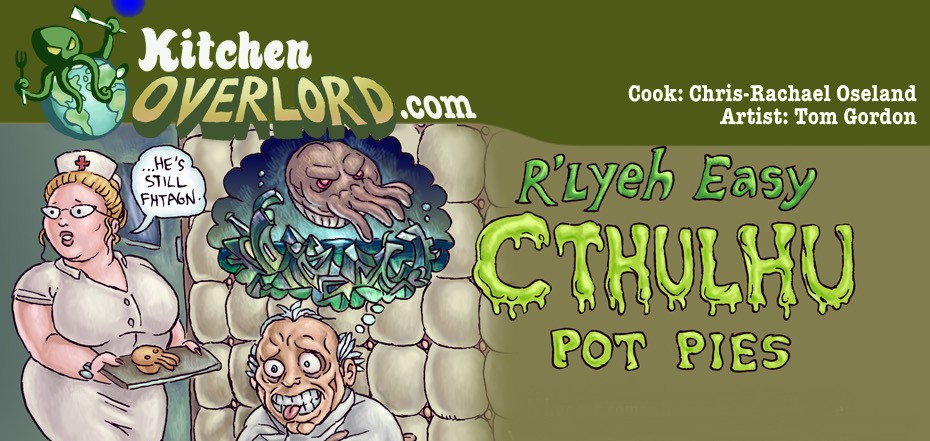 Cthulhu Pot Pies Header