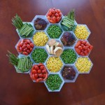 Kitchen Overlord Settlers of Catan Meatloaf Dinner Board