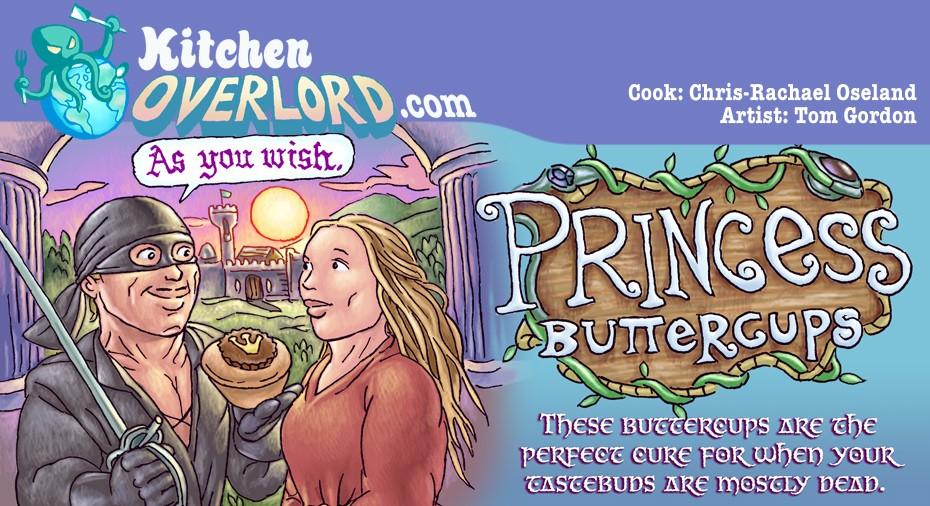Princess Buttercups Header