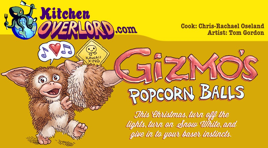 Gremlins Illustrated Recipe header