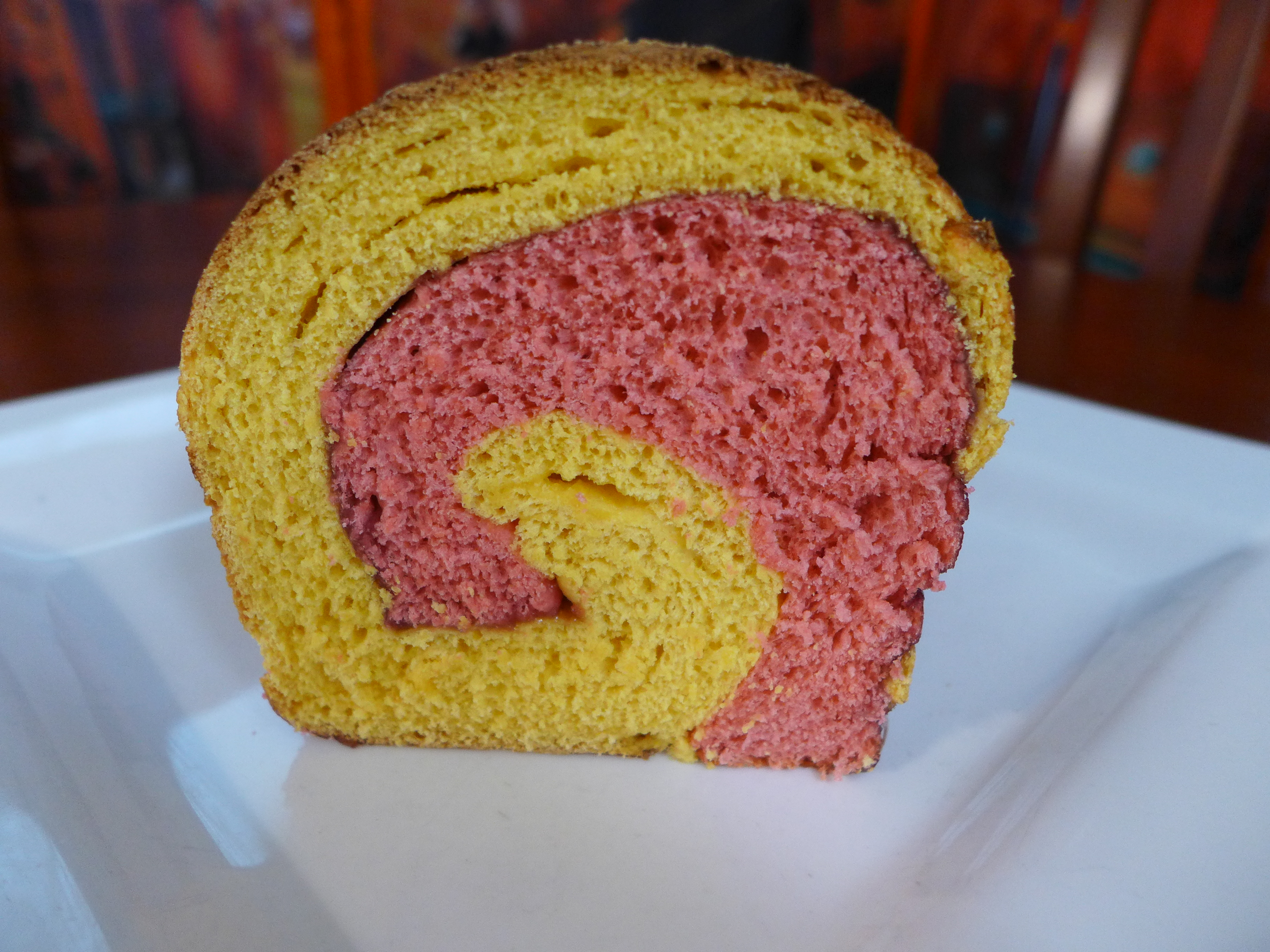 Kitchen Overlord - Wizard of Oz Yellow Brick Road Bread