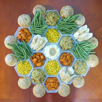 Wood for Sheep: The Settlers of Catan Cookbook - Thanksgiving Board
