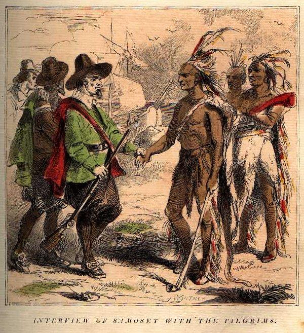 Thankskilling Pilgrims