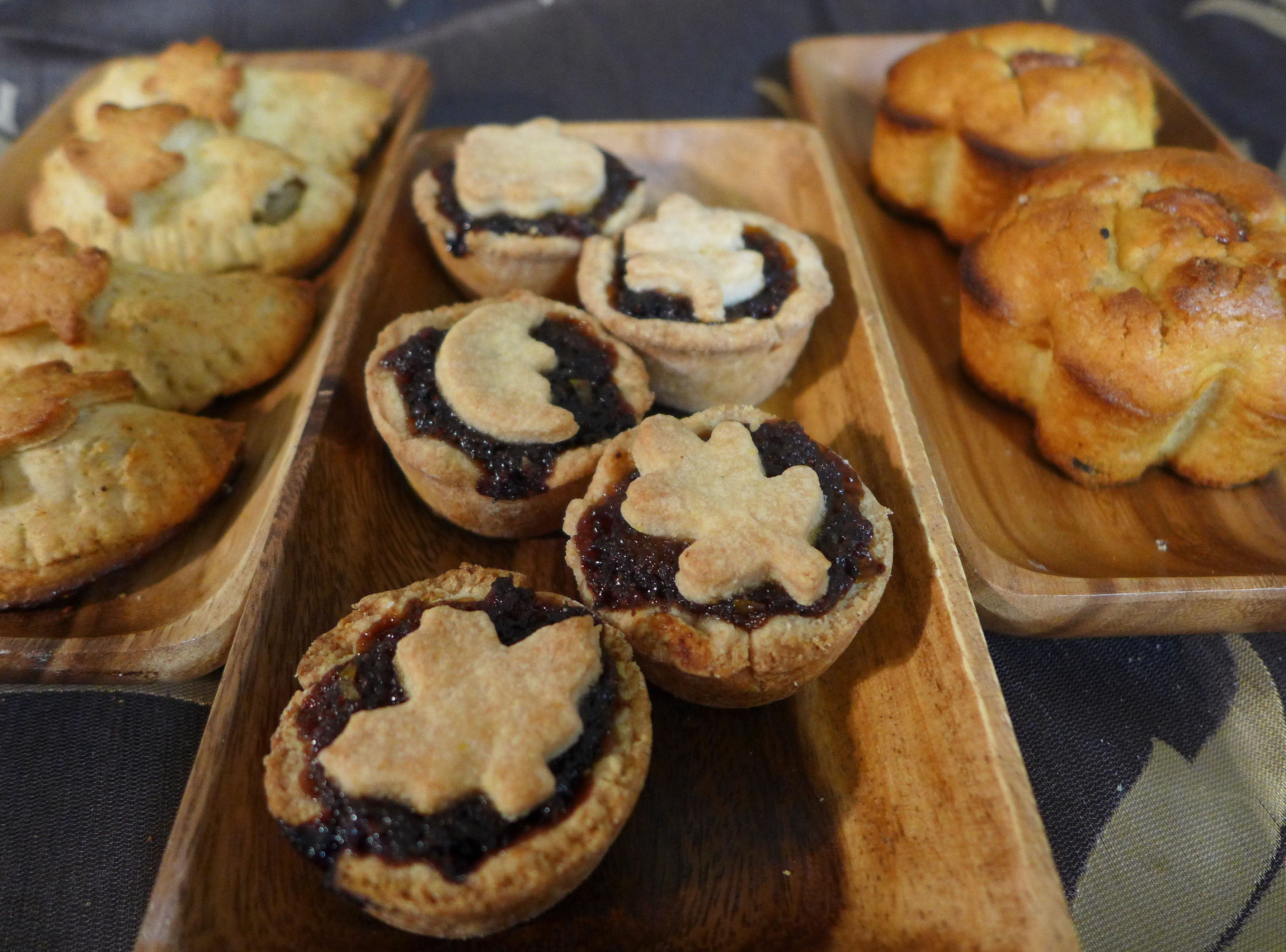 Kitchen Overlord Hobbit Week - Small Adventure Mincemeat Pies