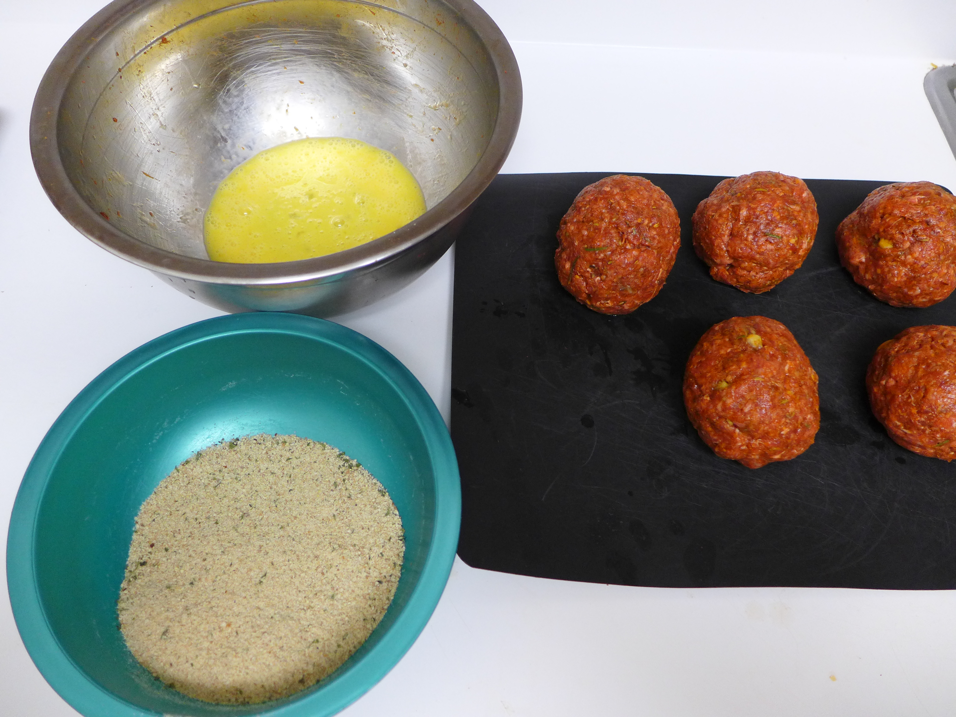 Kitchen Overlord Hobbit Week - Shire Baked Scotch Eggs Instructions
