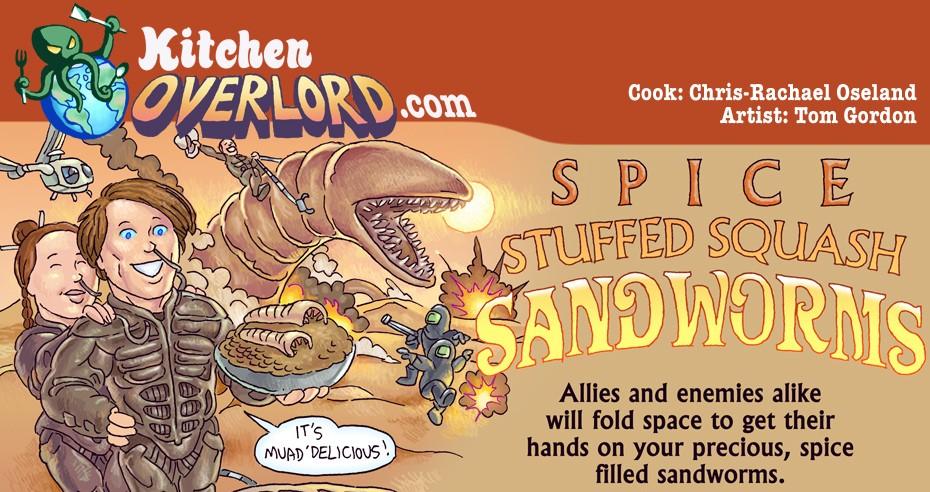 Kitchen Overlord Dune Header