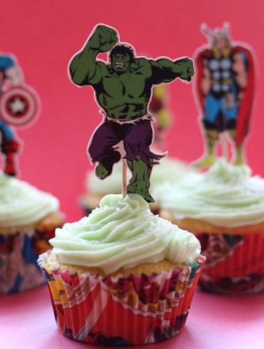 MarvelCupcake