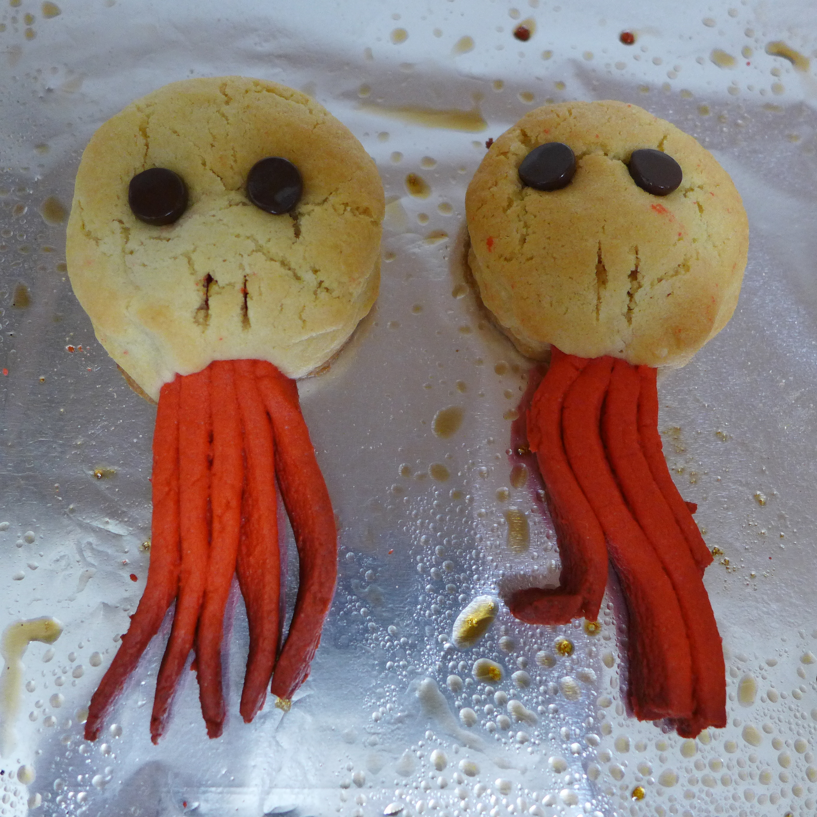 Ood Cookie Instructions
