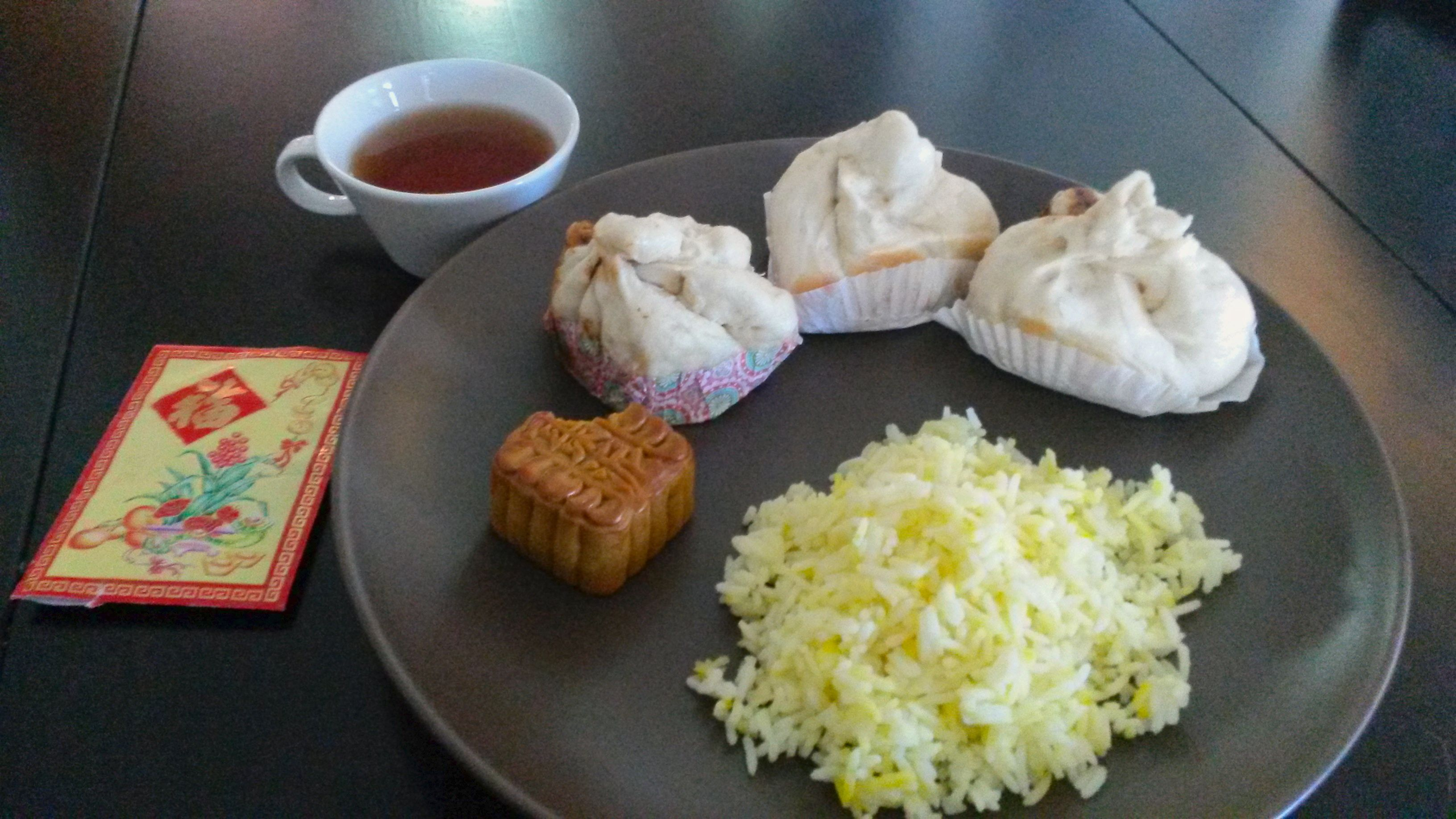 Saffron's Pork Bao - Firefly Recipe