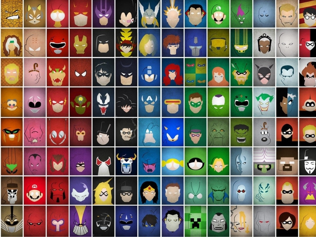 minimalist-superheroes-nature-batman-minimalistic-iron-man-dc-681052