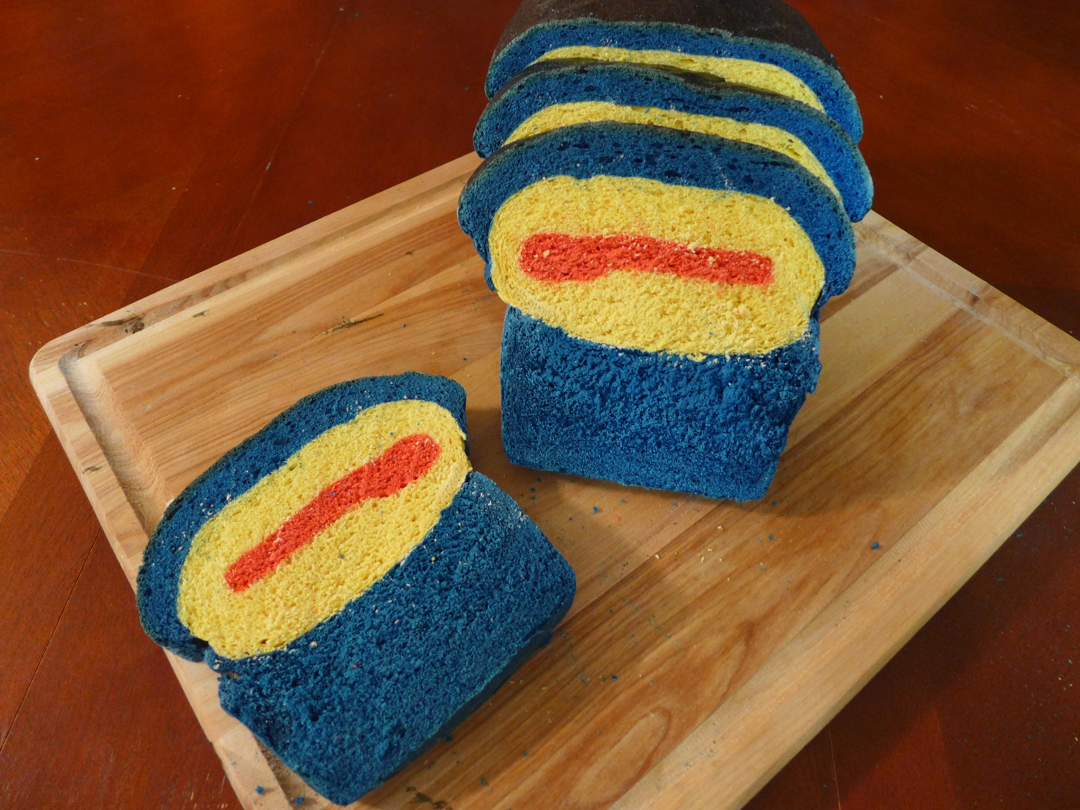 Scott Summers  Cylops White Bread Recipe
