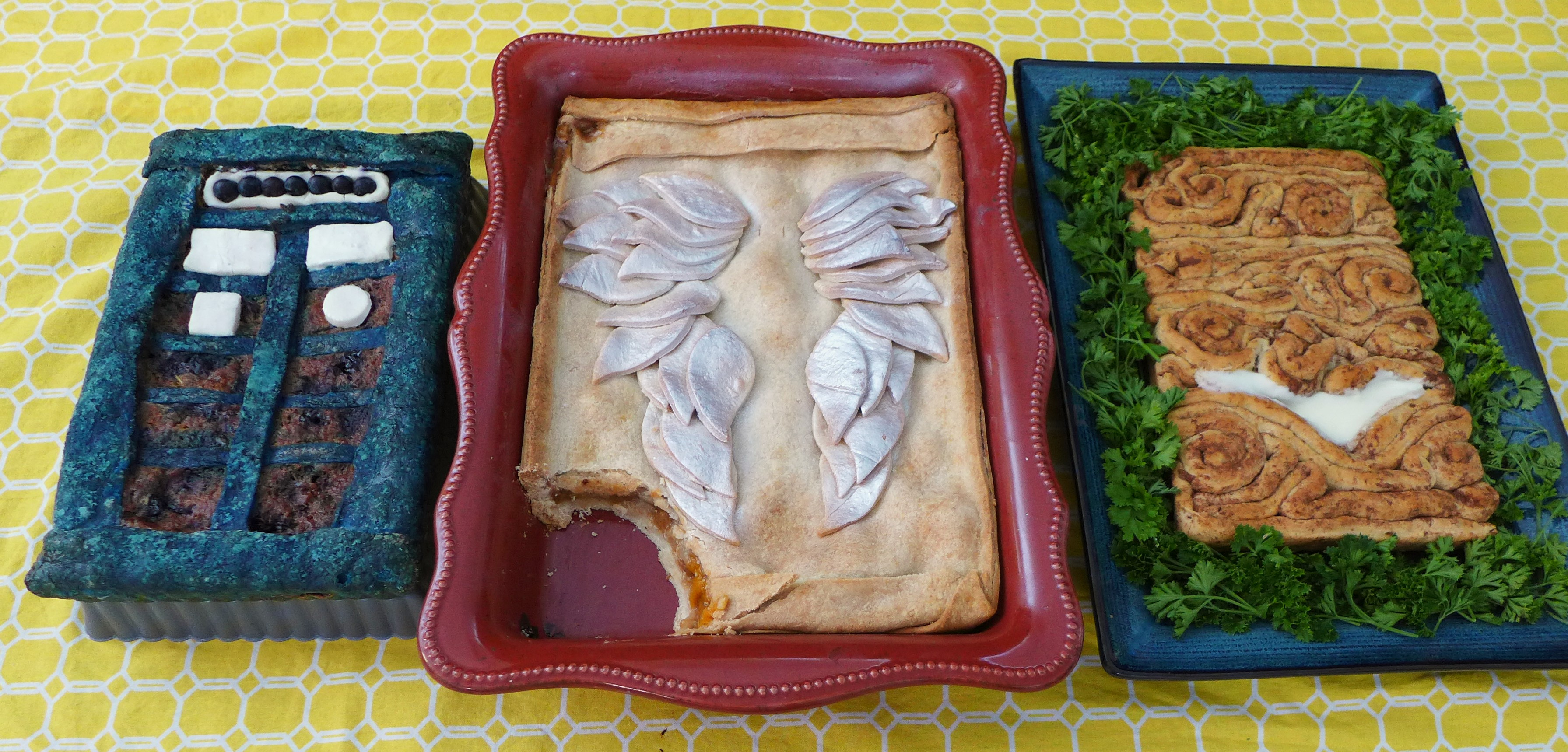 Dining With the Doctor: Regenerated Chapter 5 Recipes