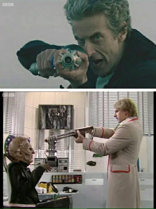 Doctor v Davros 01