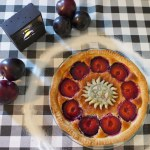 Winchester Brother's Pie Shop: Bloody Plum Custard - Whole Pie