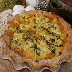 Men of Leftovers Pie from Winchestser Brothers Pie Shop - Supernatural Inspired Recipe
