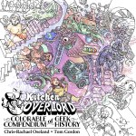 Kitchen Overlord's Coloring Book Cover