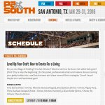pax south 2016 panel listing lvlurcraft
