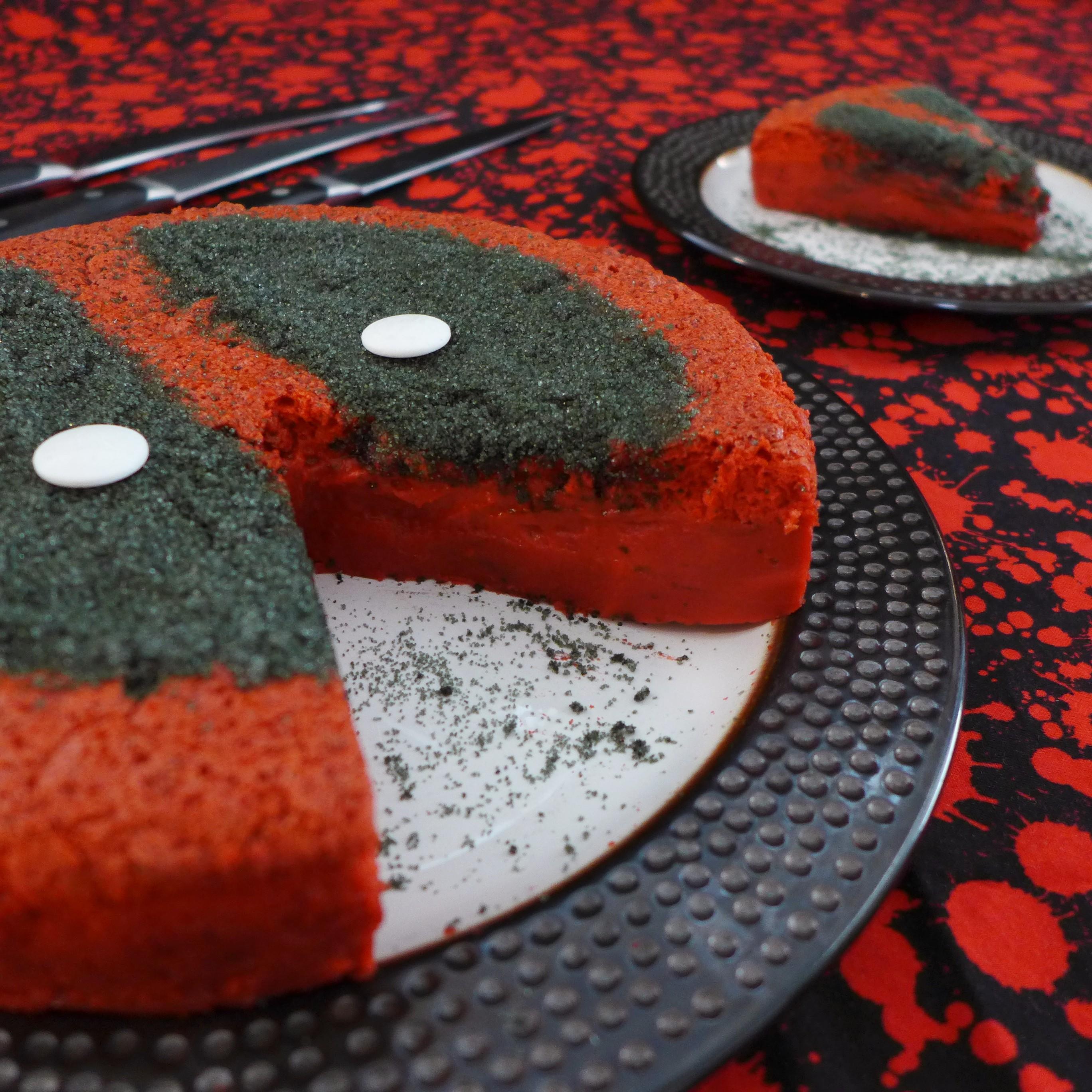 Kitchen Overlord's Deadpool Magic Cake 04