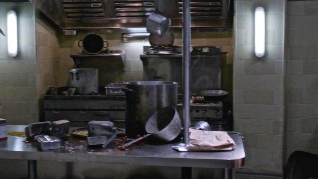 MenofLetters Bunker Kitchen Mess