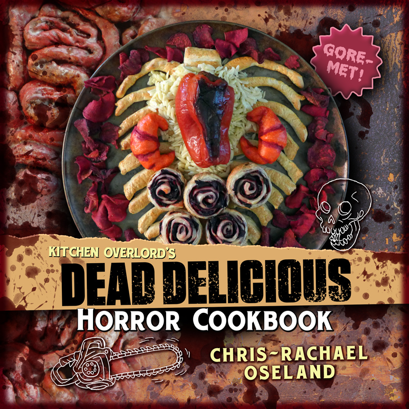 A cookbook for the goriest horror lovers!